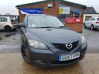 2008 Mazda Mazda3 1.6D TS MANUAL DIESEL TIMING BELT DONE NEW SERVICE