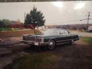 1977 Mercury Grand Marquis - All original