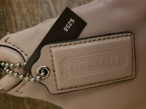 COACH Rare Special Edition - Leather Hippie - NEW WITH TAGS