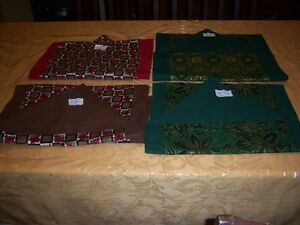 Xmas Table Runners St. John's Newfoundland image 1