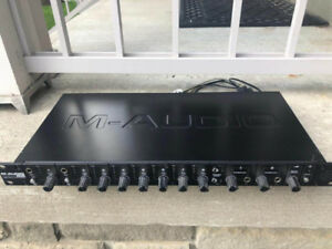 M-Audio ProFire 2626 Preamp - Excellent Working Condition