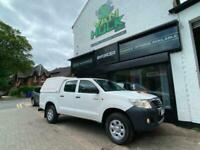2012/12 Toyota Hilux 2.5TD HL2 Double Cab 4x4 Pick Up Air/Con