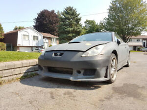 2000 Toyota Celica GT selling for part or project
