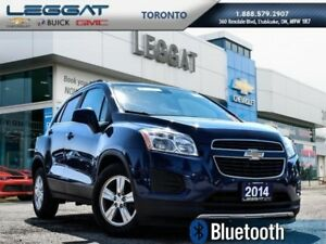 2014 Chevrolet Trax FUN TO DRIVE GREAT ON GAS