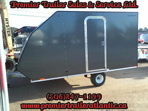 2 Place Avalanche SnowMobile Trailers at Great Prices!