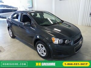2015 Chevrolet Sonic LT A/C Gr-Électrique Camera Bluetooth