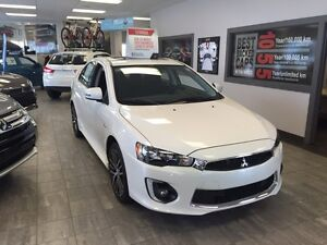 Brand new 2016 lancer GTS for 153 biweekly!!!!