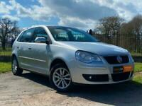 Volkswagen Polo 1.2 ( 64P ) 2007MY S, 5 Door Low Miles