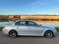 2008 08 BMW 5 SERIES 2.0 520D M SPORT 4D 175 BHP DIESEL