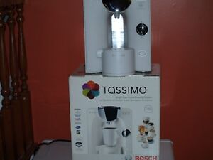 Tassimo Coffee Brewer - White