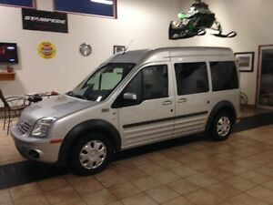 2012 Ford Transit Connect Van with Power Lift $22900