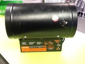 Uvoniar Ozone Generator CD-800 hydroponic equipment