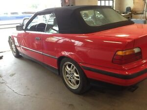 1997 BMW 3-Series convertible Convertible