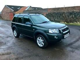 2005 Land Rover Freelander 2.0 TD4 HSE Station Wagon 5dr