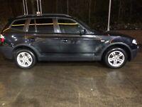 2005 BMW X3 2.0 D SE 4x4 6 Speed # Leather # Parking sensors # fsh