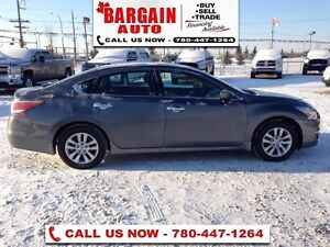 2015 Nissan Altima 2.5 S  AUTOMATIC - 4 CYL