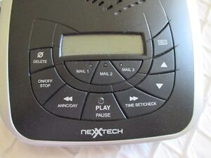Telephone Answering System -NexxTech EXTENDED CAPACITY DIGITAL