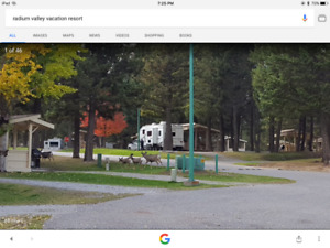 RADIUM VALLEY VACATION RESORT WEEK FOR RENT