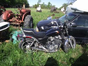Classic Honda Nighthawk