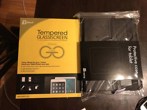 Ipad 2/3/4 Case and Screen Protector