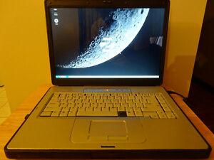Portable HP Compaq Presario C500