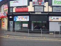 Shop to let Thornton road bradford