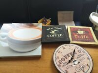 Pictures ideal for coffee shop or cafe