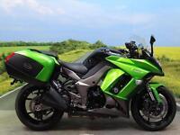 Kawasaki Z1000SX 2013 **LOW MILEAGE TOURER WITH LUGGAGE**