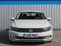 Volkswagen Passat 1.6 S Tdi Bluemotion Technology 2015 (15) • from £50.45 pw