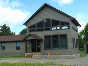 Malone Golf and Ski vacation house