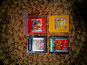 Sold - Pokemon Red