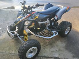 Swap for road bike or road legal enduro 250cc upwards