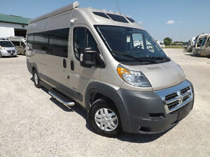 2017 Roadtrek Simplicity - 6 Yr/Unlimited Mileage Warranty!