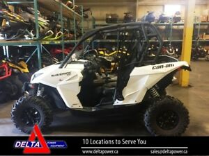 2016 CAN-AM MAVERICK 1000 SIDE-BY-SIDE