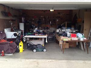 Garage Sale  9602 65 Ave Grande Prairie