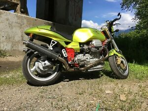 -REDUCED- 2001 Moto Guzzi V11 Sport