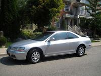 2002 Honda Accord Special Edition Coupe (2 door)