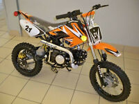 SUPER VENTE MOTOCROSS PIT BIKE ORION 125CC MINI MOTO DEPOT