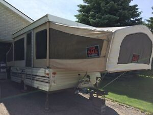 1990 Jayco hard top tent trailer