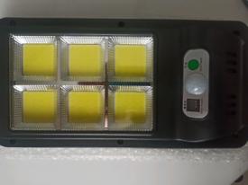 Solar led light.