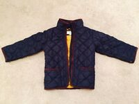 Joules Boys Coat and U.S Polo Gillet Aged 4