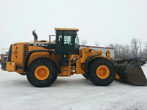 2 x 6.5 Yard Loaders and other Equipment **WET or DRY RENT**