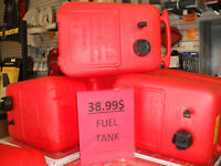 6 GALLON RED FUEL TANK