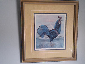 """Framed picture...18"""" by 20"""". Peterborough Peterborough Area image 1"""