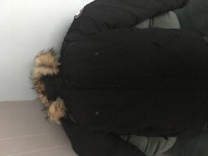Size Large AlpineTek down filled jacket