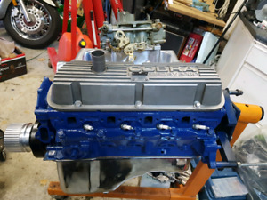Engine Builds and Automotive Repair