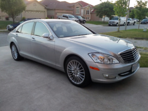 2007 Mercedes S550 Fully Loaded