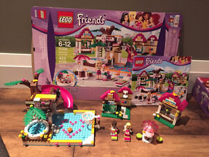 Lego friends: Swimming Pool