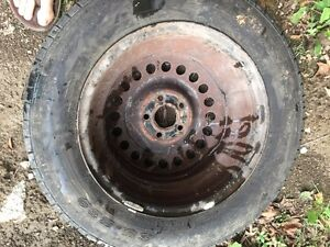 Tires on rims Kingston Kingston Area image 5
