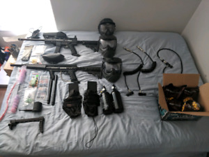 Paintball Gear 800 OBO